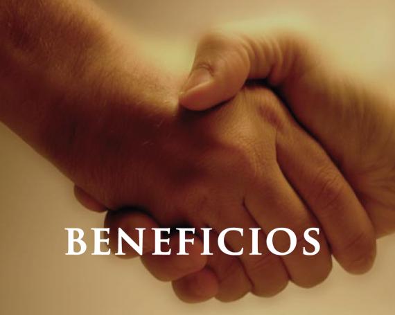 Beneficios a los que tienen derechos nuestros asociados