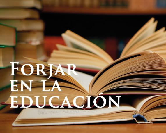 En FORJAR apoyamos la educación